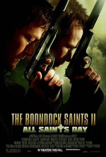 boondock saints II, boondock saints movie review, boondock saints tattoo